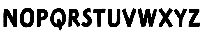 Tomarik Serif Font LOWERCASE