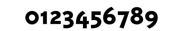 Triplex Sans OT Extrabold Font OTHER CHARS