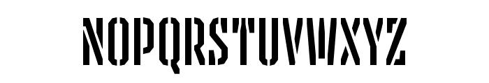 Tripper Rough Pro Light Font UPPERCASE