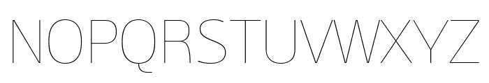 TruthFB Thin Font UPPERCASE