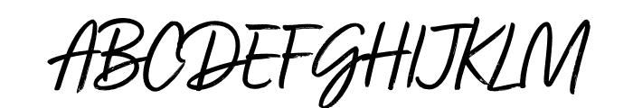 Turbinado Light Pro Light Font UPPERCASE