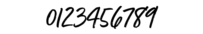 Turbinado Pro Regular Font OTHER CHARS