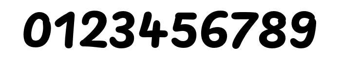 Uberhand Pro Black Font OTHER CHARS