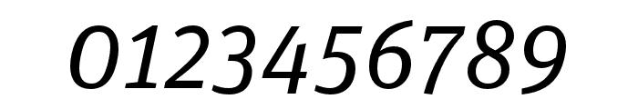 Unit Slab Pro Regular Italic Font OTHER CHARS