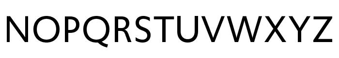 Upgrade Extra Light Font UPPERCASE
