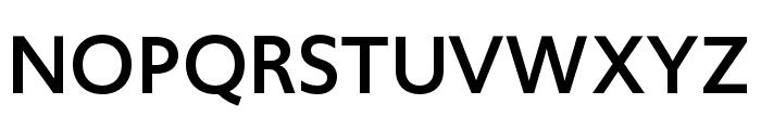 Upgrade Medium Font UPPERCASE