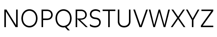 Utile Book Font UPPERCASE