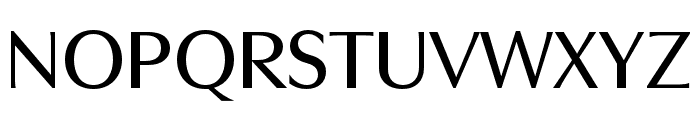 Utile Display Medium Font UPPERCASE