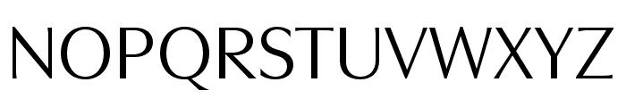 Utile Display Regular Font UPPERCASE
