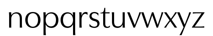 Utile Display Regular Font LOWERCASE