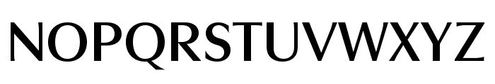 Utile Display Semibold Font UPPERCASE