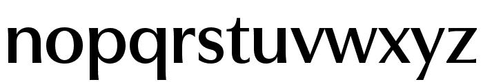 Utile Display Semibold Font LOWERCASE