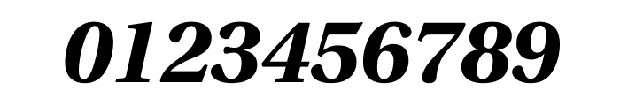 Utopia Std Bold Display Italic Font OTHER CHARS