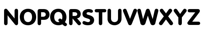 VAG Rundschrift D Regular Font UPPERCASE