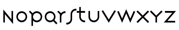 Variex OT Light Font UPPERCASE