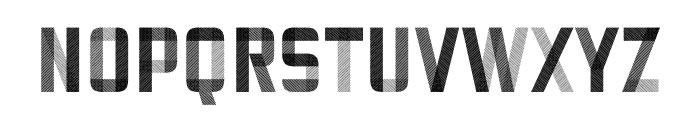 Vektra Regular Font UPPERCASE