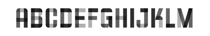 Vektra Regular Font LOWERCASE