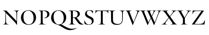 Verdigris MVB Pro Text Italic Font UPPERCASE