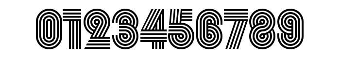 Vibro Regular Font OTHER CHARS
