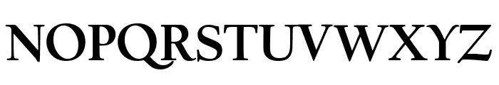 Village Titling Bold Font UPPERCASE