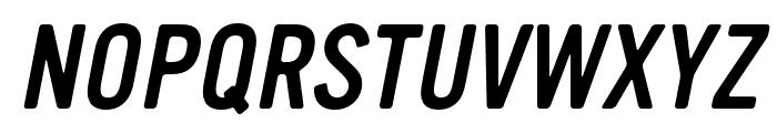 Vinyl OT Oblique Font UPPERCASE