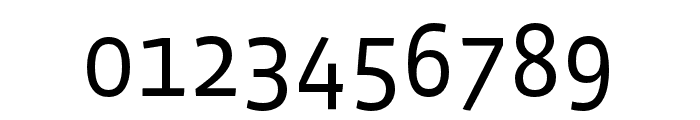 Vista Sans OTCE Book Font OTHER CHARS