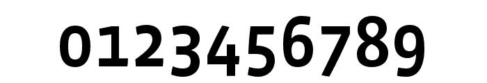 Vista Sans OTCE Medium Font OTHER CHARS