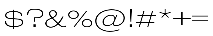 Wedding Gothic ATF Light Font OTHER CHARS