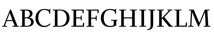 Whitman Display Condensed Semi Bold Font UPPERCASE