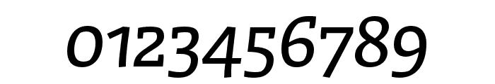 Winco Regular Italic Font OTHER CHARS