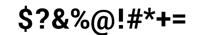 Yantramanav Bold Font OTHER CHARS