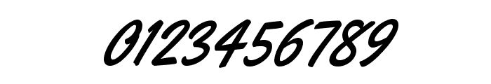 Yellowtail Regular Font OTHER CHARS