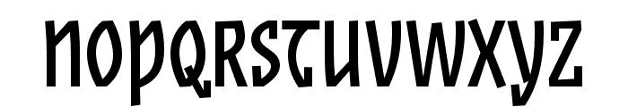 ZalamanderCaps Regular Font UPPERCASE