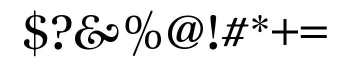 Zapf Intl ITC Std Medium Font OTHER CHARS