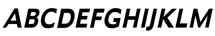 Adams Condensed Bold Italic Font UPPERCASE