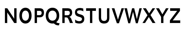 Adams Condensed Normal Font UPPERCASE
