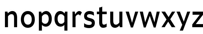 Adams Condensed Normal Font LOWERCASE