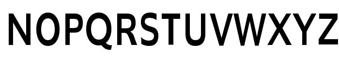 Adams Thin Normal Font UPPERCASE