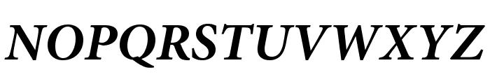 AdobeArabic-BoldItalic Font UPPERCASE