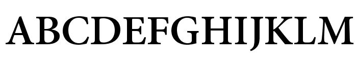 AdobeHebrew-Bold Font UPPERCASE