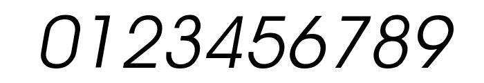 Advantage Book Oblique Font OTHER CHARS