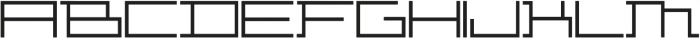 ADAPType Light Extended otf (300) Font LOWERCASE