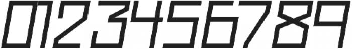 ADAPType Light Oblique otf (300) Font OTHER CHARS