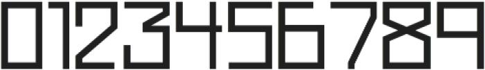 ADAPType Light otf (300) Font OTHER CHARS