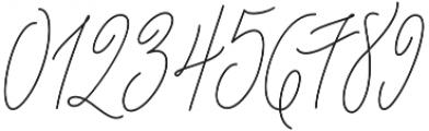 Adalberta monoline pro otf (400) Font OTHER CHARS