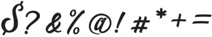 Adamantine otf (400) Font OTHER CHARS