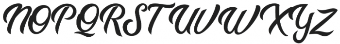 Adamantine otf (400) Font UPPERCASE