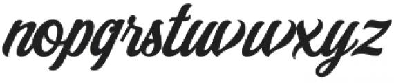 Adamantine otf (400) Font LOWERCASE