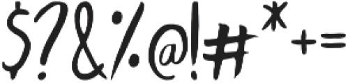 Adden otf (400) Font OTHER CHARS