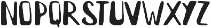 Adeft otf (400) Font LOWERCASE